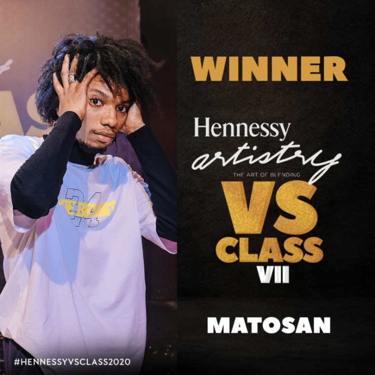 Hennessy Artistry VS Class – Matosan emerges winner of season VII. 16