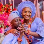 Adekunle Gold Celebrates Simi's Birthday With The Most Adorable Message