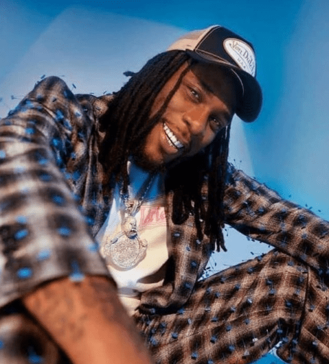 """""""Abeg, Come Carry Me Go Festac""""- Burna Boy Begs Mr Eazi After He Was Spotted Riding A Commercial Bike 1"""