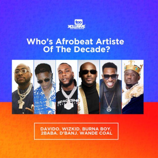 Afrobeat Artiste