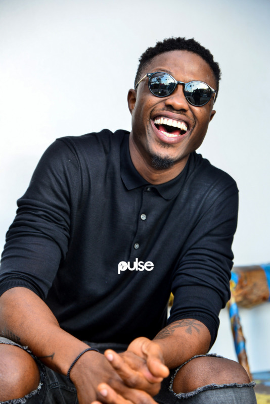 Vector Gets Heat For Mimicking Pastor Adebayo After Son's Death 1