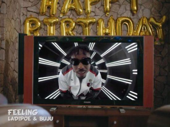 """[Video] Ladipoe – """"Feeling"""" feat. Buju 1"""
