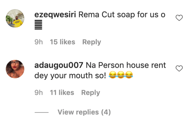 Check Out Funny Reactions To Rema's 11 Million Naira VVS Grillz 9