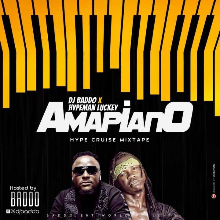 DJ Baddo Amapiano Hype Cruise Mix