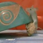 DIY mousetrap.