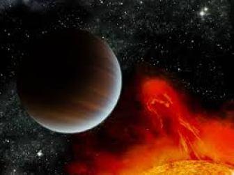 BD strange planet