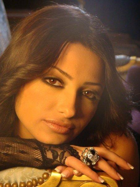 самая красивая марокканка-берберка Mona Amarsha. фото