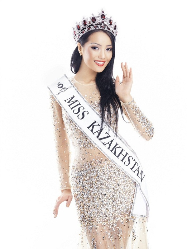 Айдай Исаева - Мисс Казахстан 2013 (21 фото + видео)