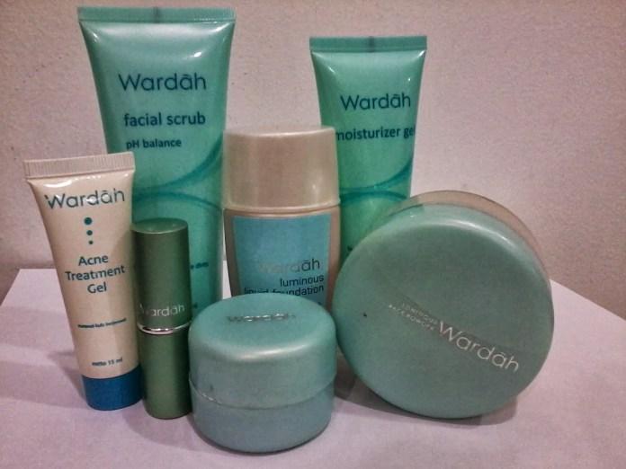 Referensi Produk Make Up Wardah untuk Pemula