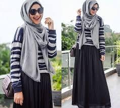 Fhasion hijab muslimah