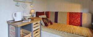 Emilia Shepherds Hut Interior