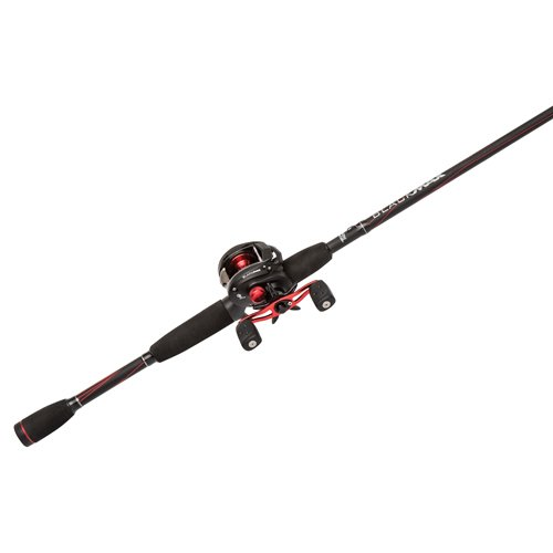 Abu Garcia Black Max Combo Graphite Fishing Rod