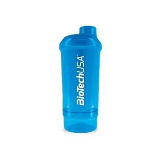 BioTech-Shaker-Compact-Modra-Priesvitna-500ml+150ml