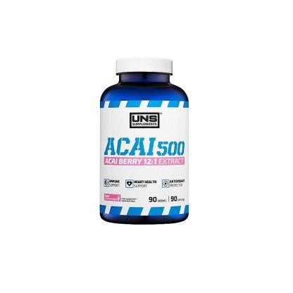 UNS-Supplemtents-Acai-500-90tab