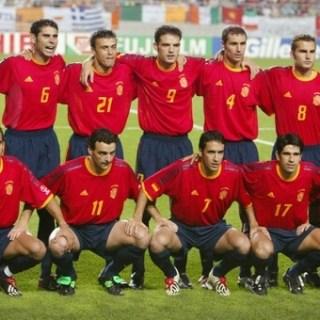 Сборная Испании на ЧМ-2002