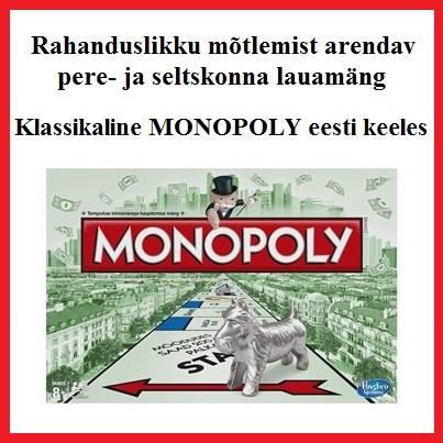monopoly eesti