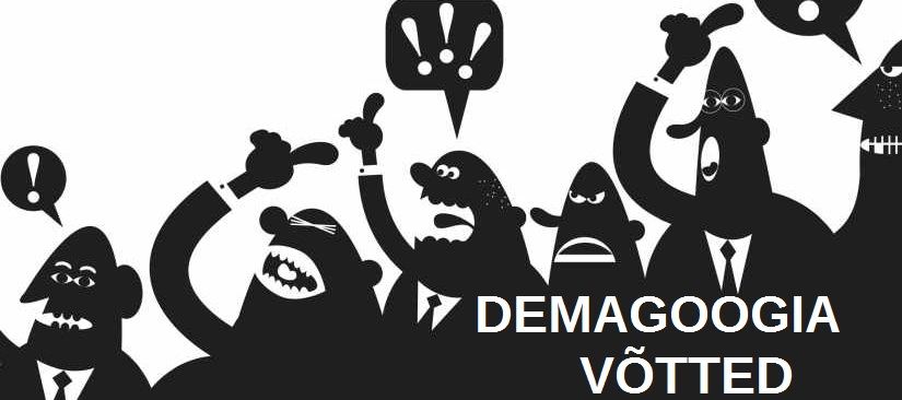 Demagoogia võtted ja nende äratundmine