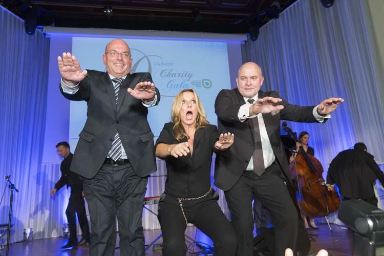 Diabetes Charity Gala 2014 am 16.10.2014