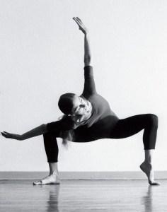Rolf Borzik Probe: Im Wind der Zeit Choreografie: Pina Bausch Folkwang Hochschule Essen, 1969 - Foto: Pina Bausch Foundation