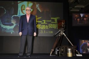 マーティン・スコセッシ監督の画像