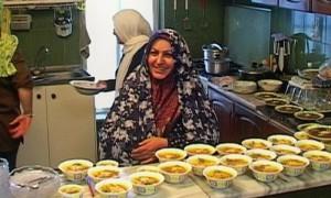 イラン式料理本の画像