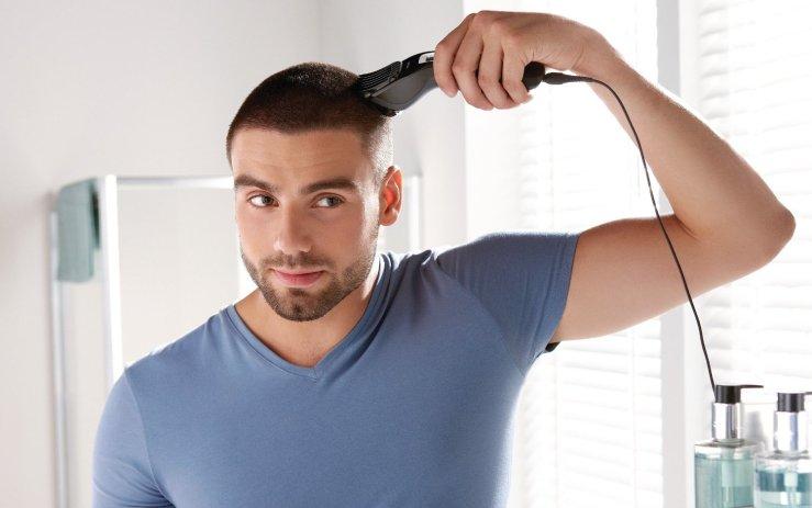 coupe cheveux long tondeuse
