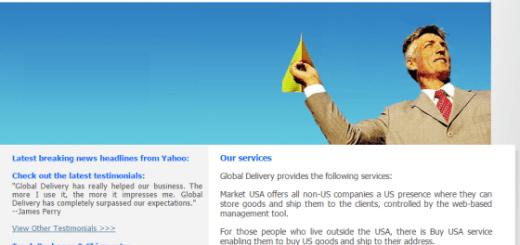 GlobalDeliveryXpress.com Pkg Forwarding-Reshipping  Job Scam