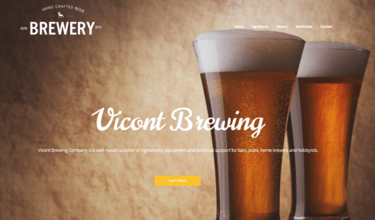 Vicont Brewing