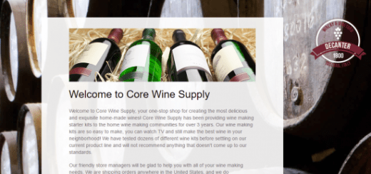 Suspected Job Scam-Core Wine Supply LLC at Coreybonedock.Com