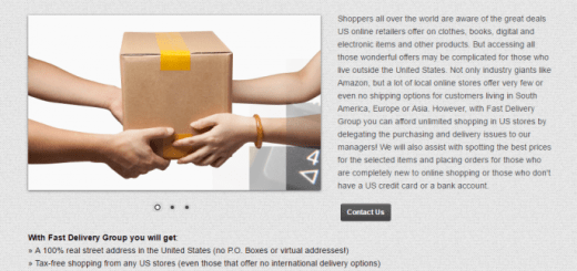 Fast Delivery Group Reshipping Scam Fstdeliverygrp.com