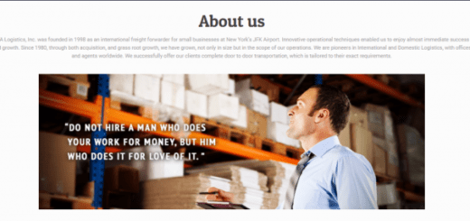Logistics Agent Reshipping Job Scam At EFA Logistics And Easy Logistics