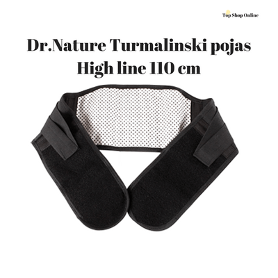 Dr.Nature Turmalinski pojas High line 110 cm