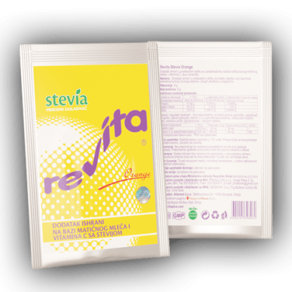 Revita Stevia Orange - Za dijabetičare iz revite
