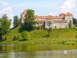 Экскурсия по замкам «Серебряной подковы» Львовщины