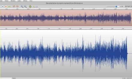 Twistedwave Audio Editor A Free Software