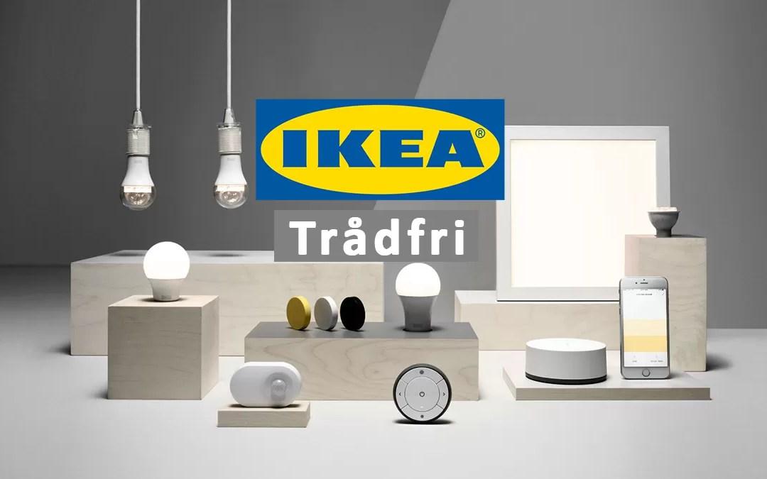 Ikea Trådfri – A Good And Affordable Smart Home Setup