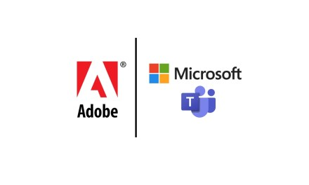 Microsoft Teams Integrated with Adobe Creative Cloud