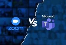 Microsoft Teams Vs Zoom Meeting