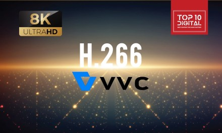 New H.266 VVC Codec will Cut Data Used for 4K Video Streaming To Half