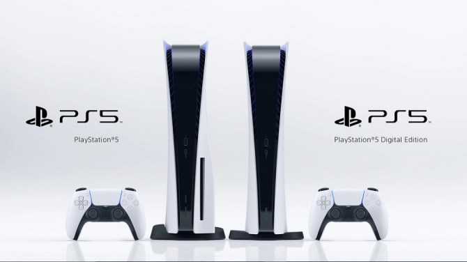 pre orders for playstation 5