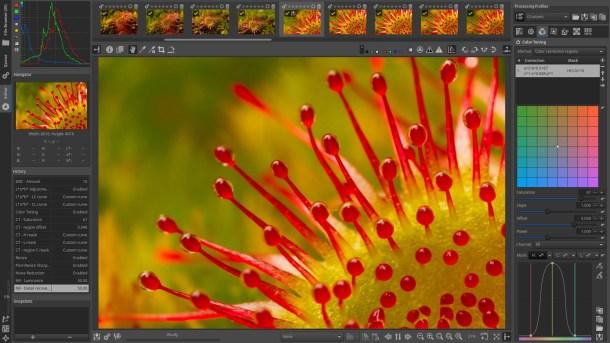 RawTherapee, RawTherapee a Free Photo Editor, Top10.Digital