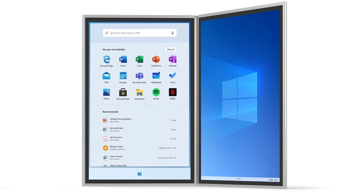 Microsoft To Release Windows 10X As Web-First OS