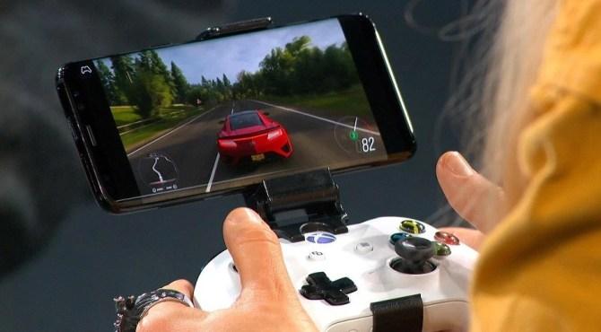 Microsoft xCloud Gaming Platform