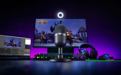 Razer Seiren Mini Microphone Is Now Available For Streaming
