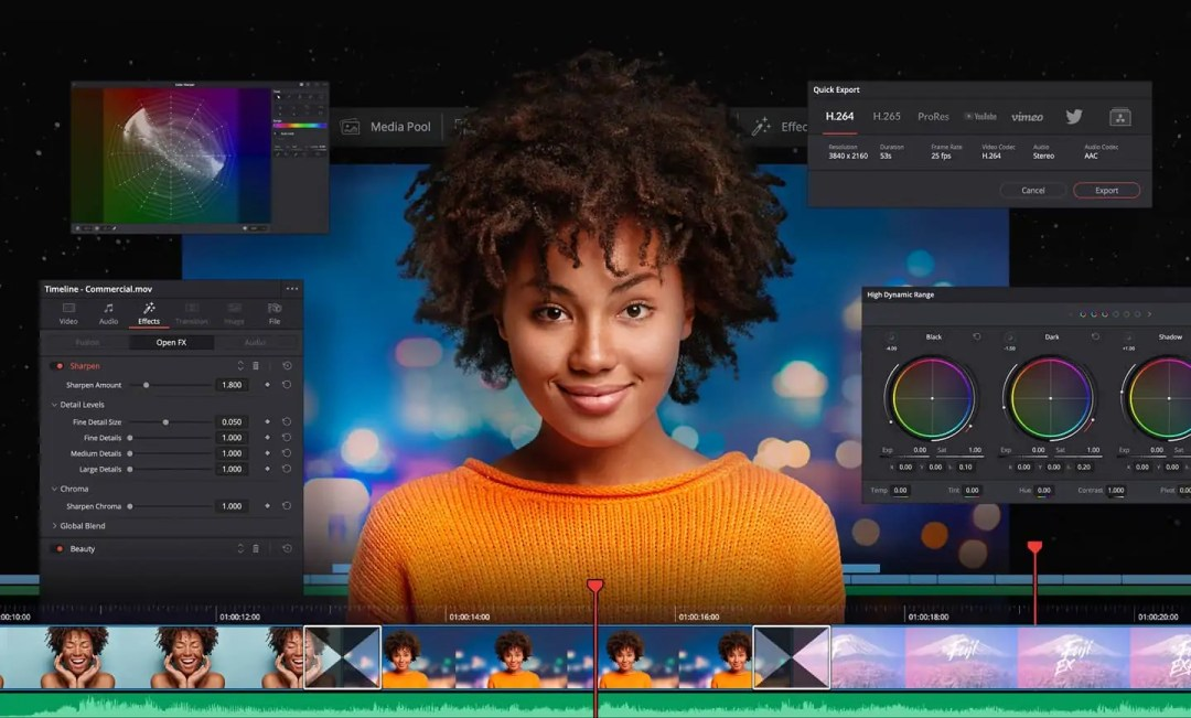 DaVinci Resolve 17 A Free All In One Software For Your Media Files 2 Top10.Digital