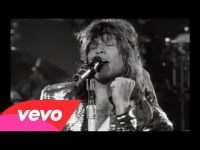 Wanted Dead or Alive – Bon Jovi
