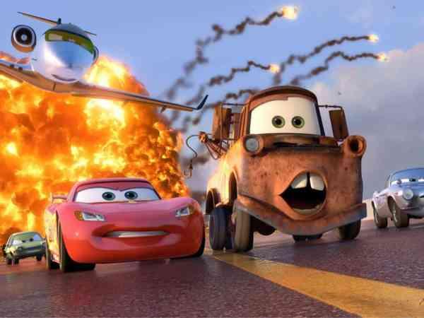 Мультфильмы про трактора и машинки