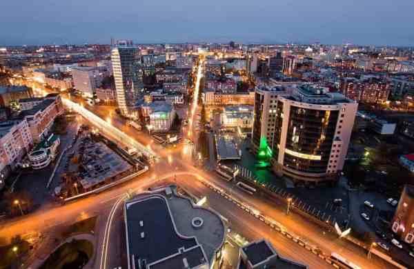 Самые длинные города России: топ-10 протяженных населенных ...