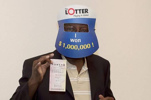 $1,000,000 Lottery Winner from U.K