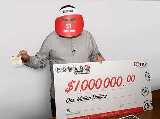 P from Quebec - $1,000,000 Winner